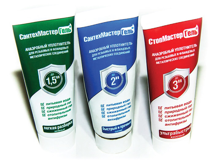 Анаэробный клей герметик для резьбовых соединений — в чем плюсы