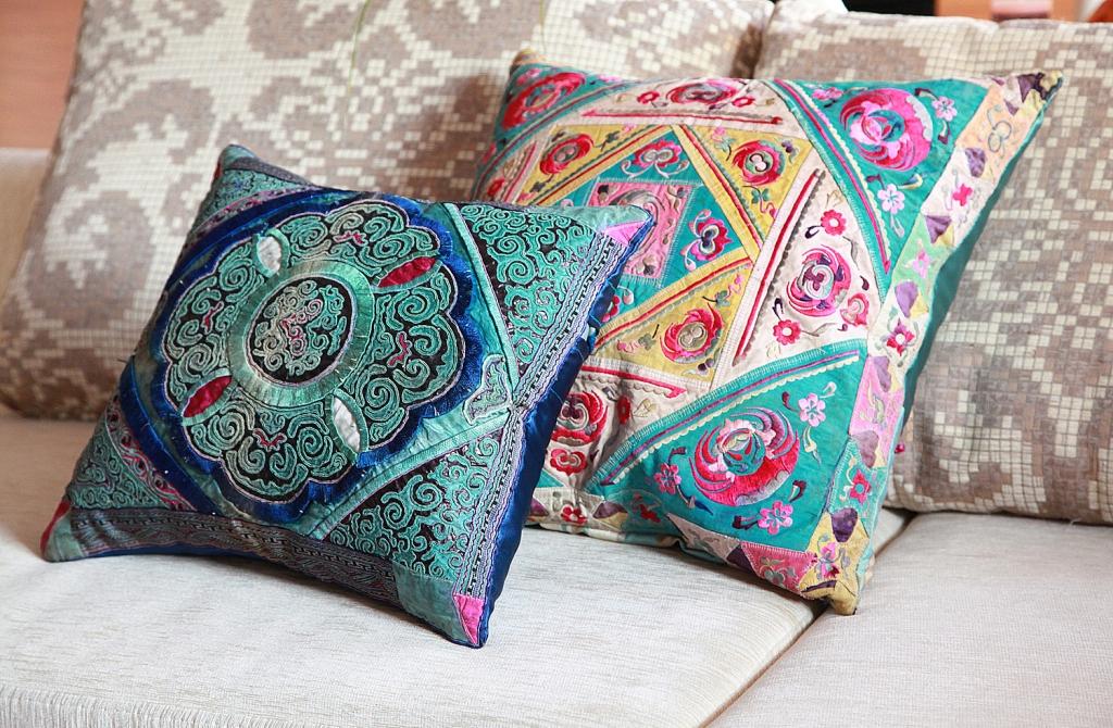 Оригинальные подушки своими руками: пошаговая инструкция для начинающих