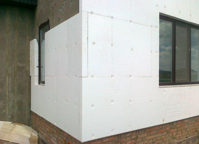 Пенополистирольные плиты: для стен и потолка, размеры и цены