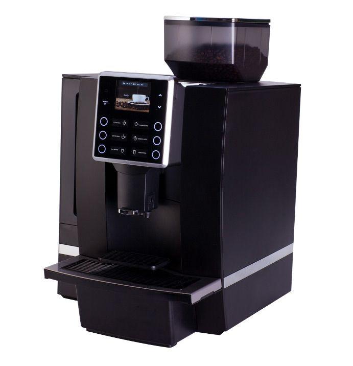 Тест кофемашины kaffit.com: бариста с одной кнопки