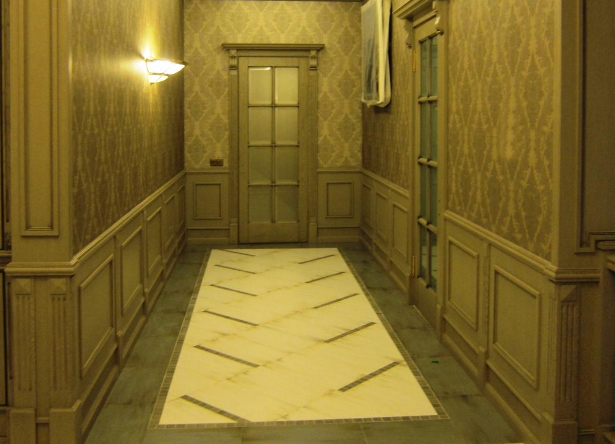 Отделка прихожей пластиковыми панелями дизайн (53 фото): стеновые панели из мдф и пвх для стен коридора, интересные идеи в интерьере