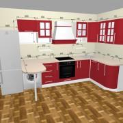 Планировка кухни - 90 фото эксклюзивных решений и схем расположения на кухне