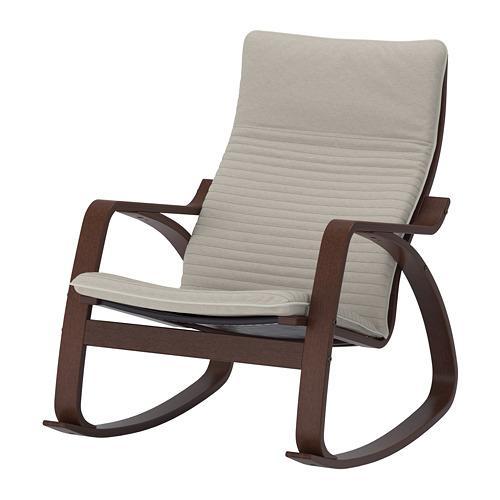 Кресло-качалка икеа, особенности продукции, сочетание с интерьером