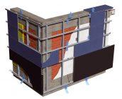 Вентилируемый фасад: недостатки и преимущества системы