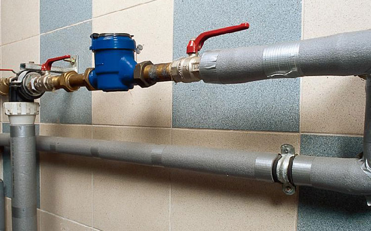 Циркуляция воды в батареях отопления