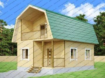 Пошаговая инструкция по строительству деревянного дома