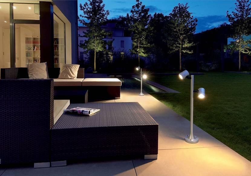 Школа светодизайна: освещение загородного дома