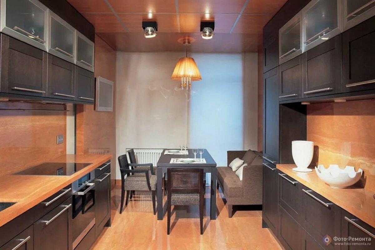 Кухня 12 кв. м – 6 вариантов планировок и 30 фото дизайна