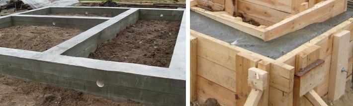 Стоимость фундамента-плиты под ключ: обзор цен на строительство плитного основания