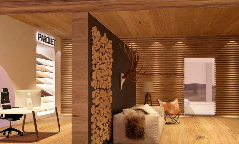 Как правильно сделать перегородку в деревянном доме? - о нюансах в строительных работах