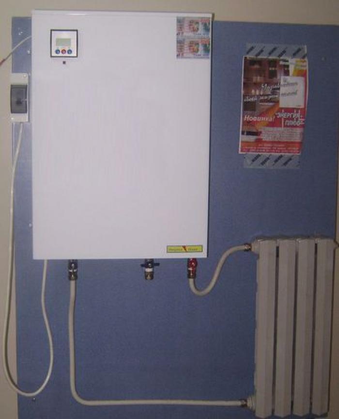 экономное электрическое отопление частного дома