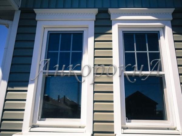 Американские вертикально сдвижные окна пвх со стеклопакетом и подъемной створкой, компания макгай в санкт-петербурге