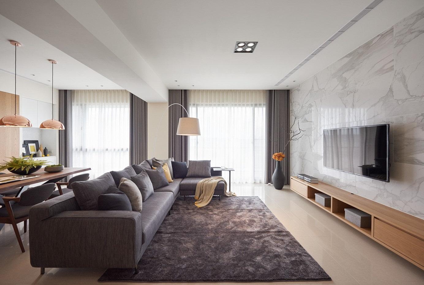 Планировка 3 комнатной квартиры: идеи планировки и варианты оформления просторных квартир с тремя комнатами (115 фото)