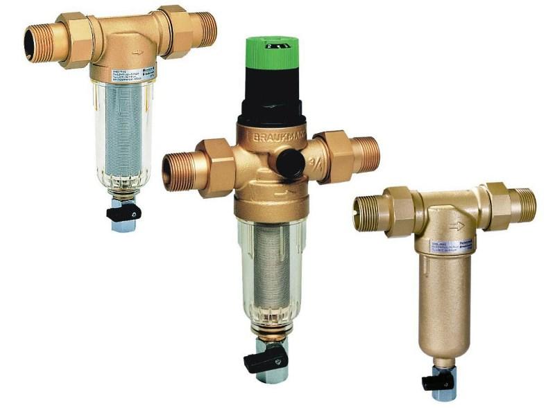 Фильтры грубой очистки для воды из скважины и предварительная очистка