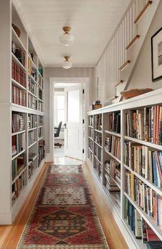 Домашняя библиотека по-новому