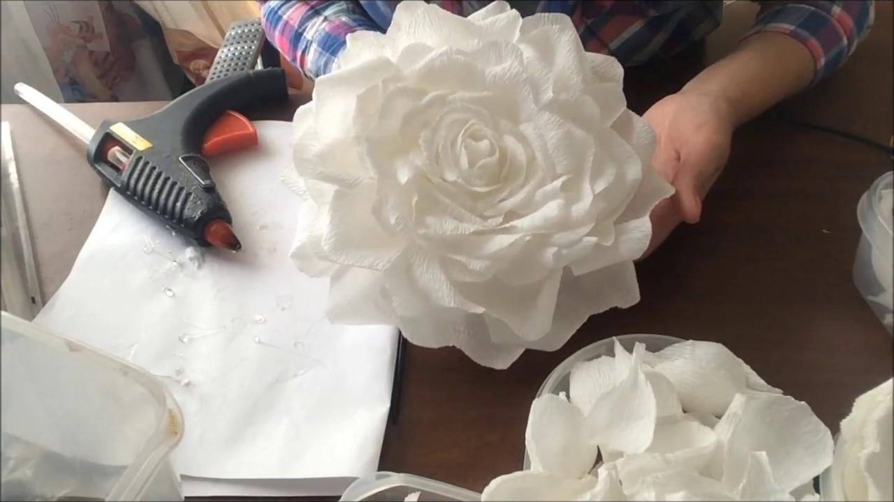 Поделки из гофрированной бумаги своими руками, мастер-класс