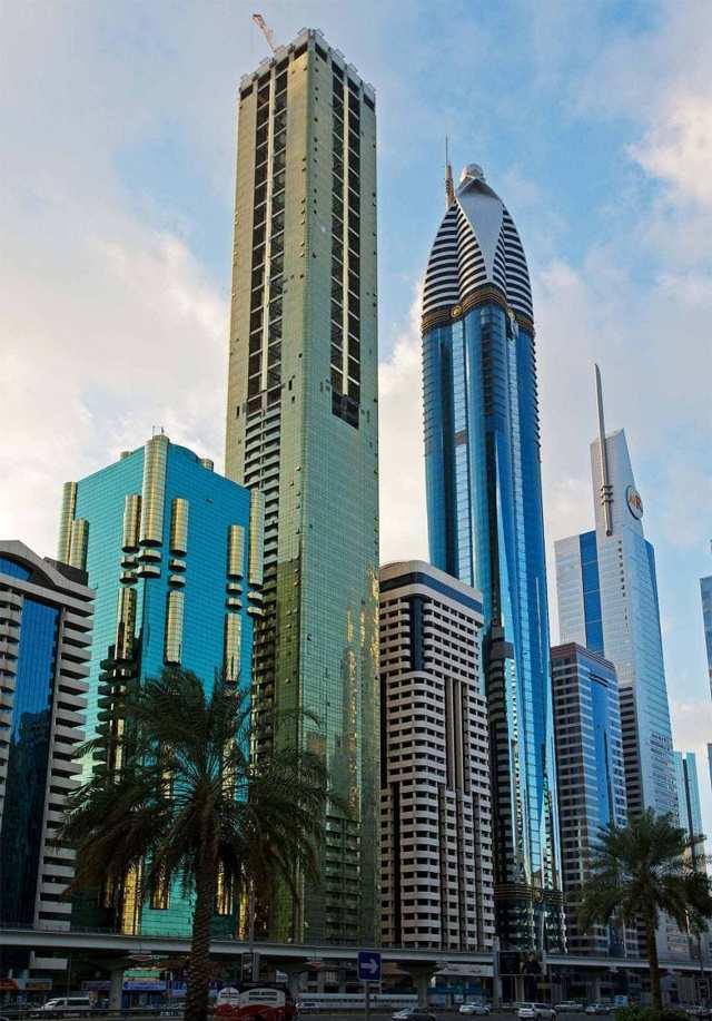 Бурдж халифа в дубае, оаэ - самая высокая башня в мире – tripmydream