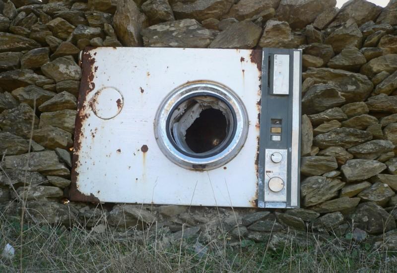 что делать со старой стиральной машиной