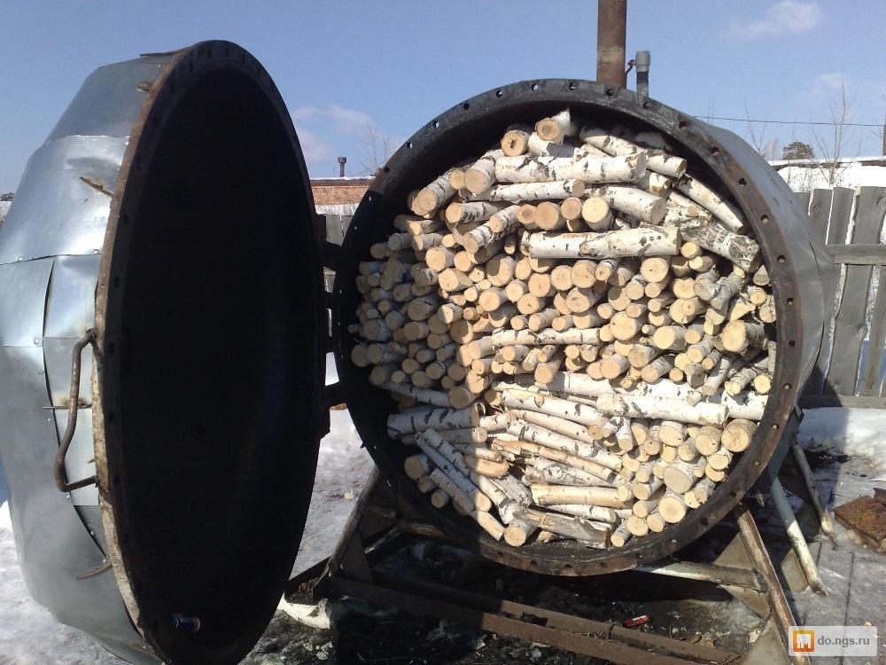 Производство активированного угля: исходный материал и этапы изготовления