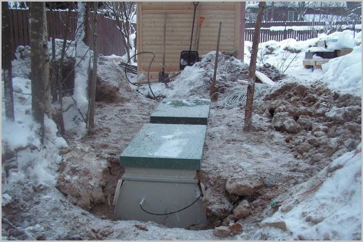 Консервация септика топас на зиму- инструкция по консервации
