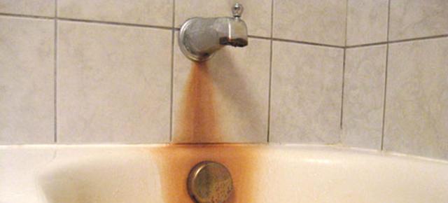 Железо в воде из скважины, что делать все нюансы