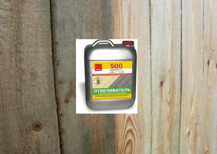 Обессмоливание и отбеливание древесины - древология - все о древесине, строительстве, ремонте, интерьере