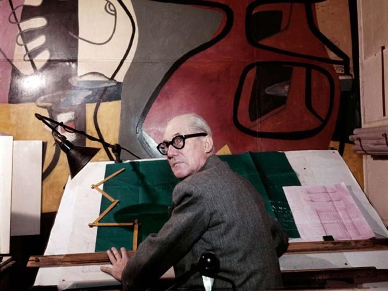 Le corbusier - architect, designer, artist, pioneer and a unique personality