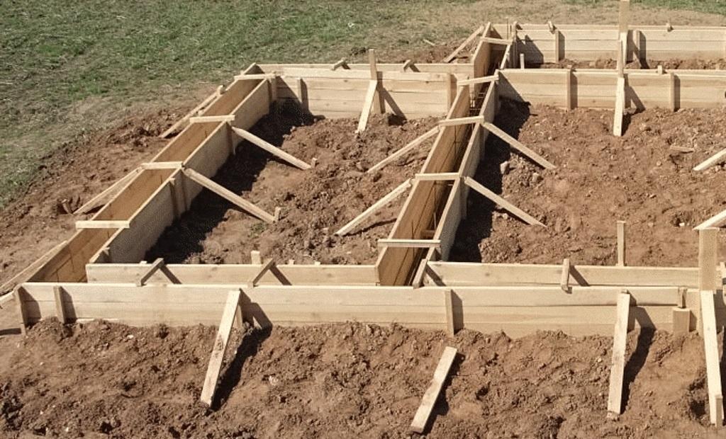 как залить бетон