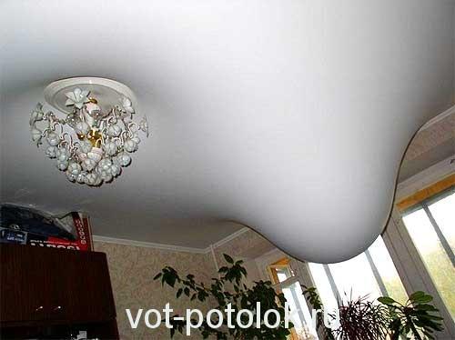 випсилинг натяжные потолки москва