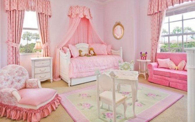 Розовые обои — лучшие сочетания в интерьере и современный дизайн разных типов обоев (118 фото)
