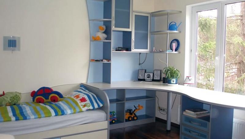 Какое окно установить в детскую комнату. оформление окна в детской комнате