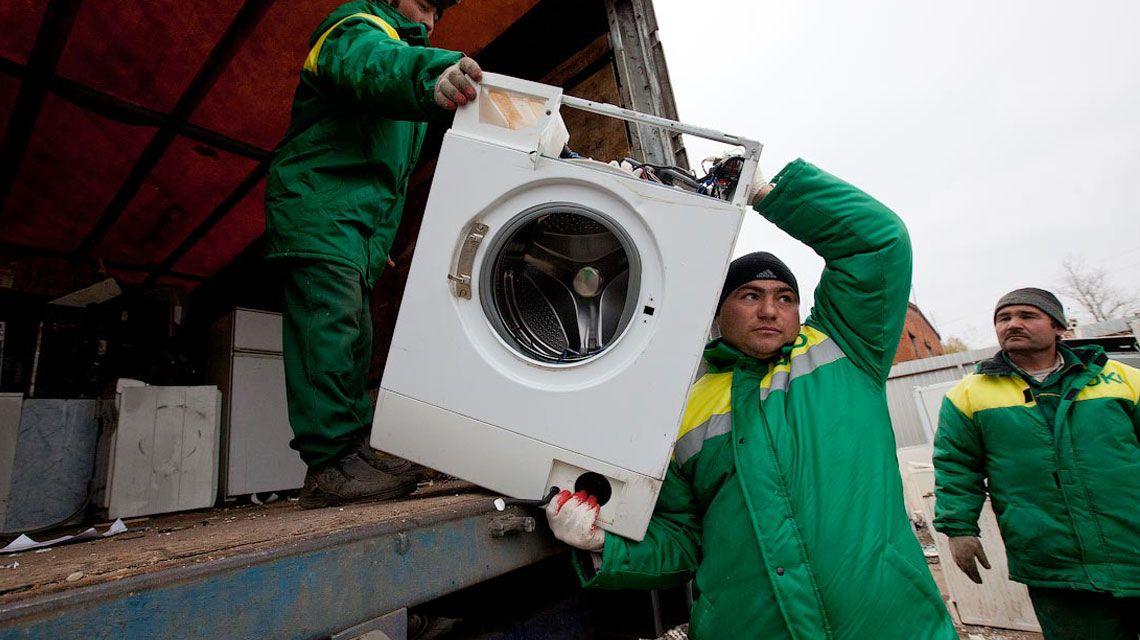 Куда можно деть старую стиральную машину