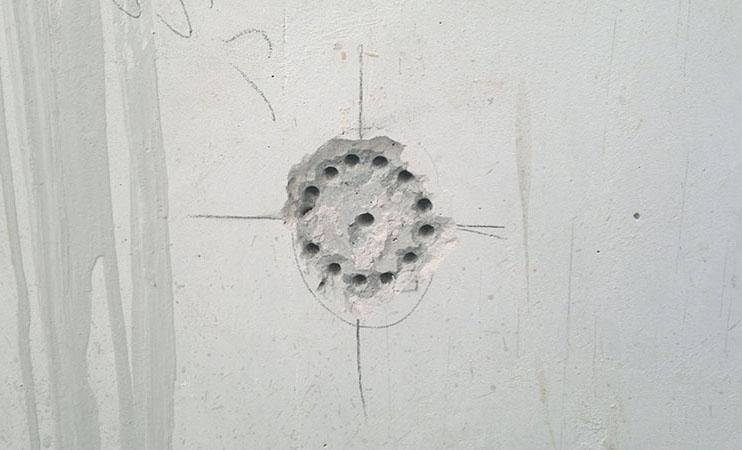 Коронка для подрозетников по бетону - разновидности и применение