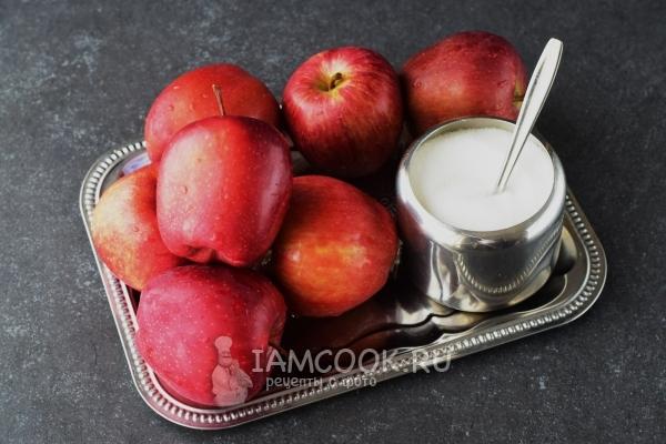 Заготовки из яблок на зиму - лучшие рецепты приготовления