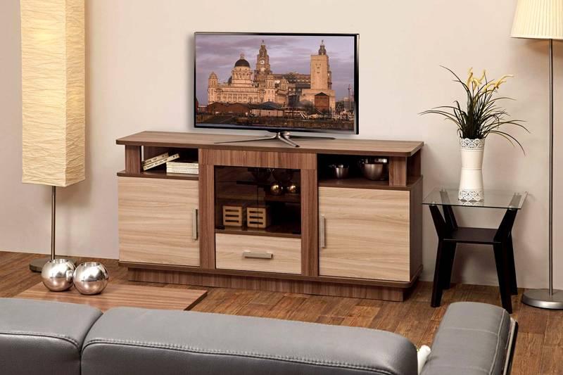 Тумба под телевизор - как выбрать | фото в интерьере