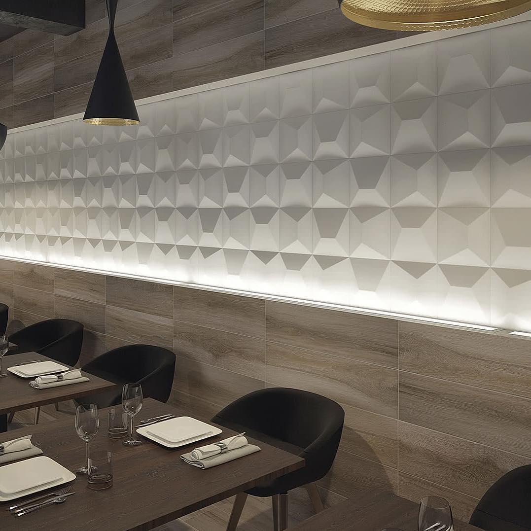 Декоративные панели для внутренней отделки стен - 50 фото идей