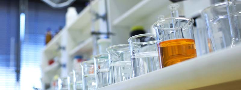 лаборатория анализа воды