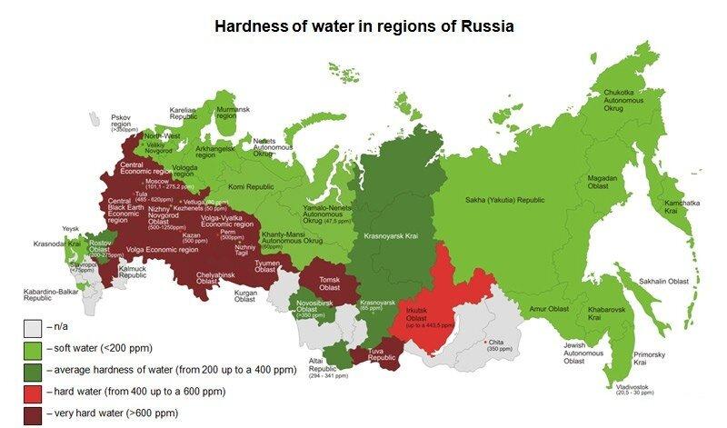 Как сделать воду мягкой в домашних условиях: смягчители воды