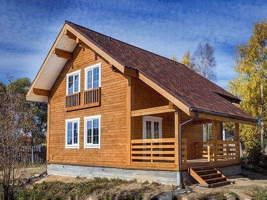 Строительство домов коттеджей под ключ в москве и подмосковье