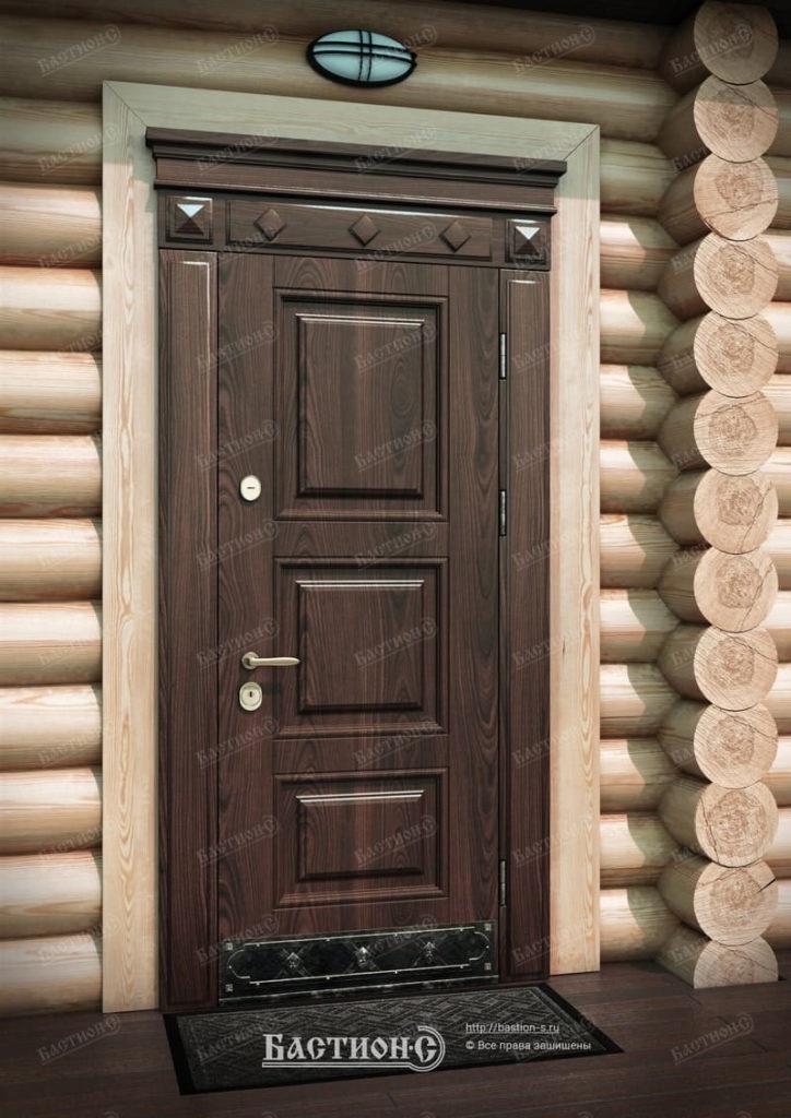 двери уличные для частного дома с терморазрывом