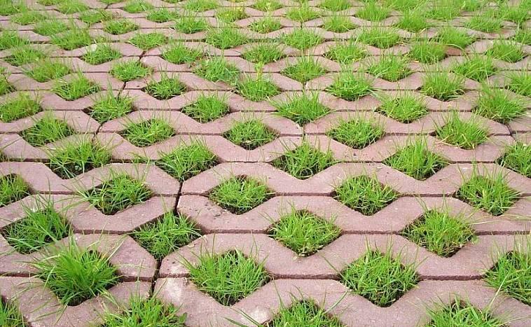 Решетка для газона: как правильно выбрать, характеристики, особенности