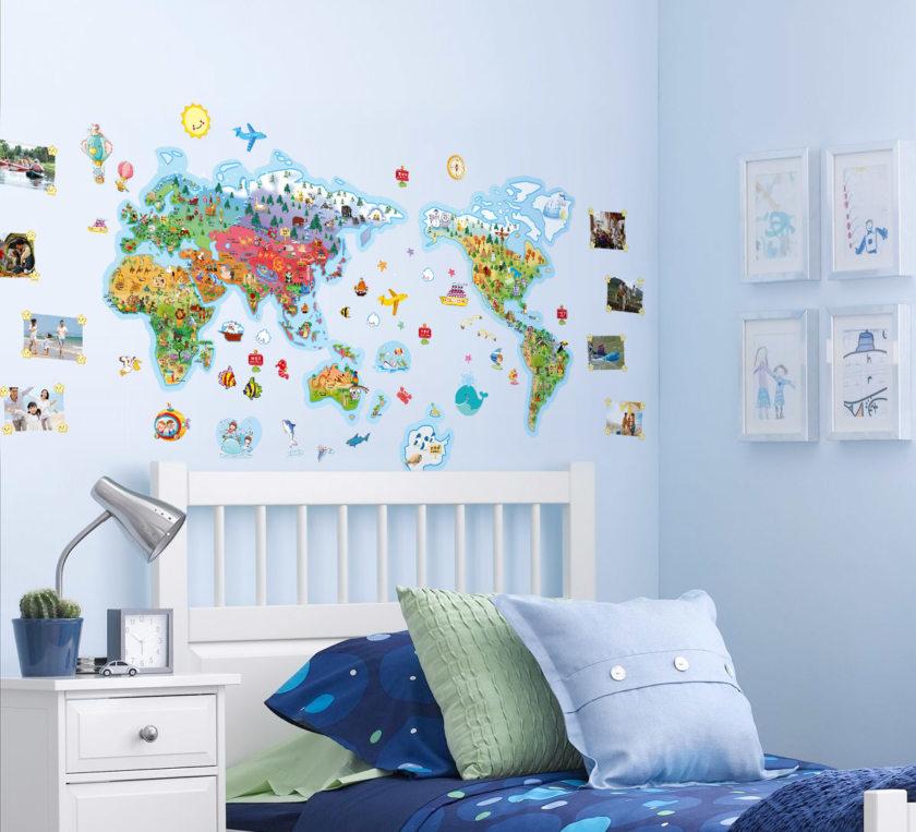 Фотообои в интерьере - 105 фото-идей дизайна для любой комнаты