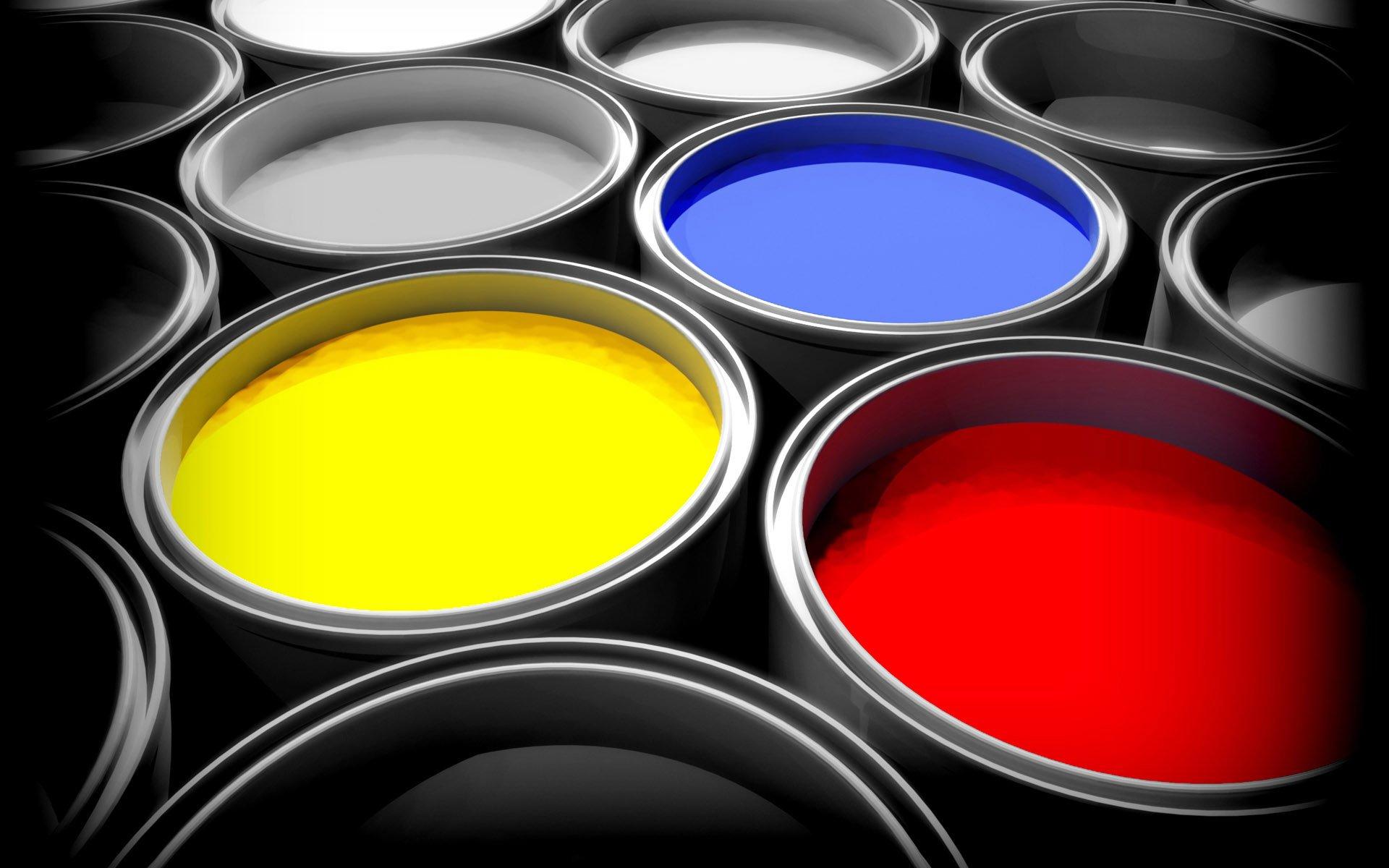 Краска для пластика - приминение, разновидности и нанесение