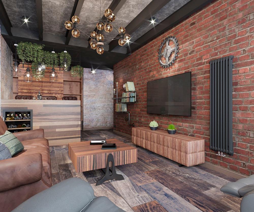 Потолок в стиле «лофт» (32 фото): варианты создания своими руками в квартире и на мансарде, бетонный поверхность в стиле «лофт»