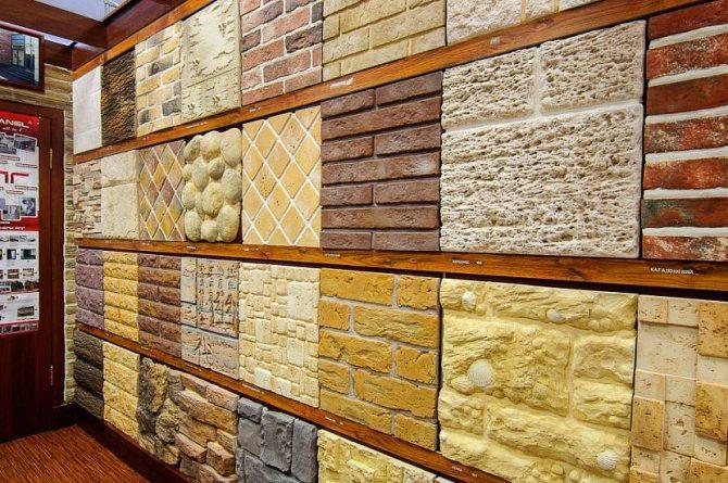 Как сделать декоративный камень на стену своими руками - myprofnastil