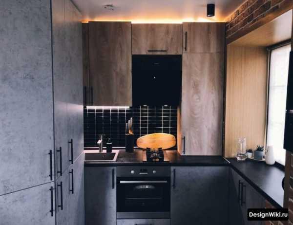 Кухня, совмещенная с балконом (76 фото): совмещаем кухню с балконом в панельном доме. дизайн кухни, объединенной с балконом, и ее расширение за счет ремонта