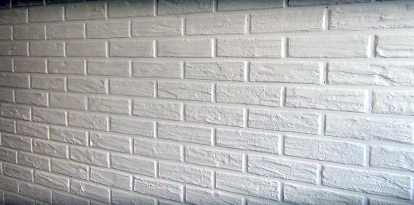 Имитация кирпичной стены своими руками – пошаговая инструкция от подготовительных до отделочных работ (120 фото) – строительный портал – strojka-gid.ru