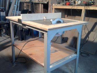 стол для циркулярки