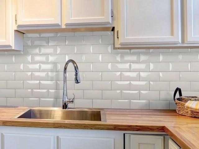 Отделка кухни «под кирпич», советы дизайнеров по грамотному оформлению стены