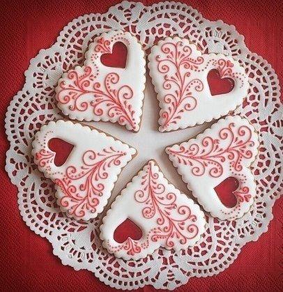 Имбирное печенье и пряники на новый год быка 2021 с глазурью своими руками